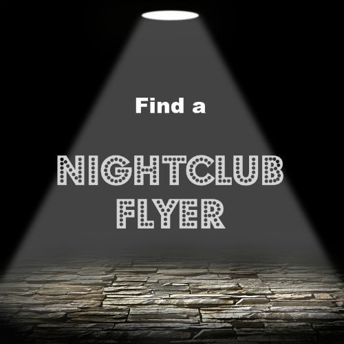 Nightclub Flyer Templates and Designs – Night Club Flyer