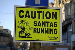 Santa Fun Run Fundraising Ideas