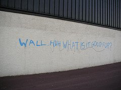 Fundraising Activities Ideas for Wall Graffiti Clean Up