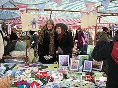 Christmas Bazaar Fundraising Idea