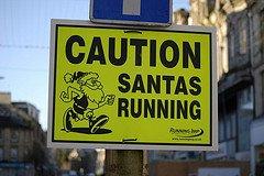 Santa Fun Run Fundraising Ideas